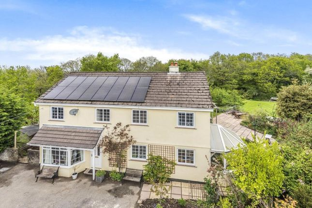 Thumbnail Detached house for sale in North Dimson, Gunnislake, Cornwall