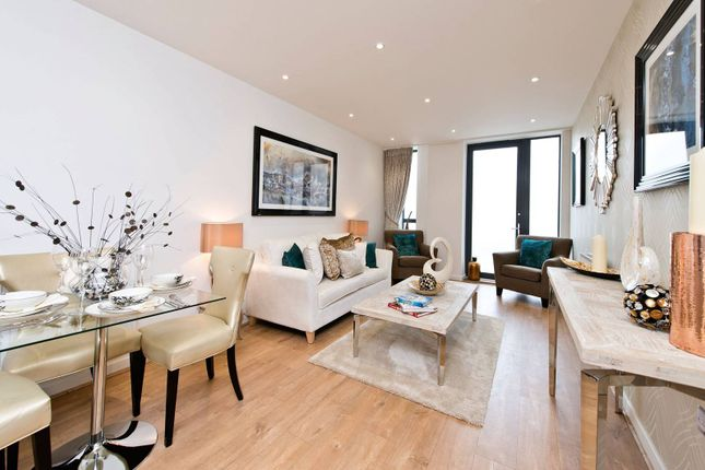 Thumbnail Flat for sale in Station View, Guildford