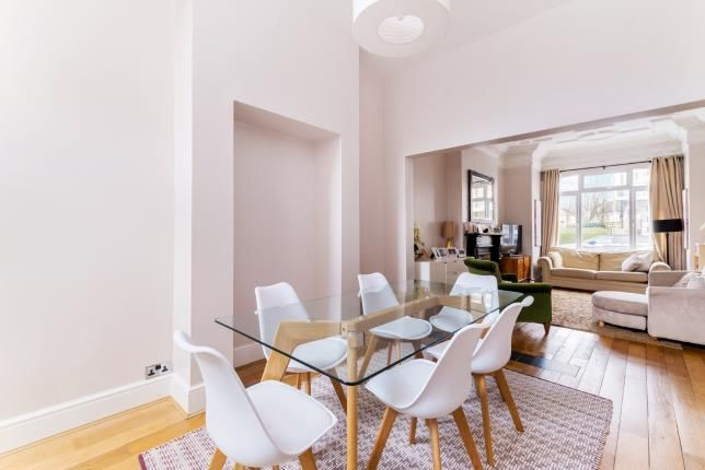 Dining  Area of Marjorie Grove, Battersea, London SW11