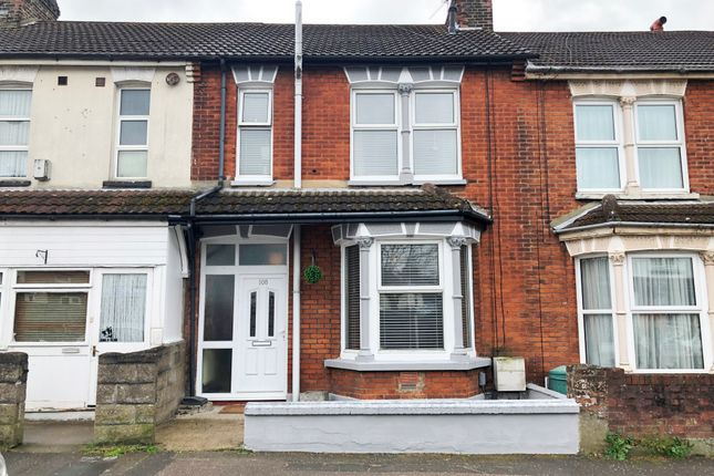Thumbnail Terraced house to rent in St Johns Road, Gillingham