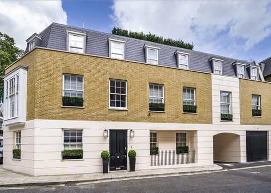 Thumbnail Semi-detached house for sale in Wilton Mews, Belgravia, London