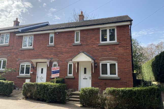 Thumbnail End terrace house to rent in Culver Street, Newent