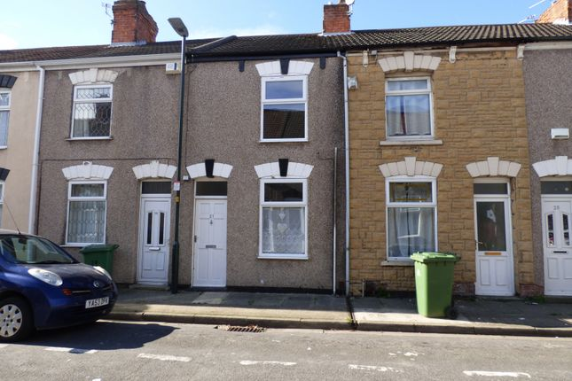 Thumbnail Terraced house to rent in Dover Street, Grimsby