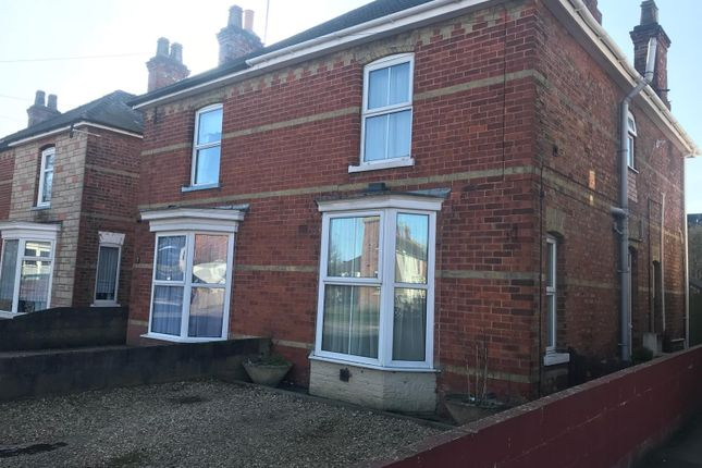 Thumbnail Semi-detached house for sale in Station Road, Kirton, Boston