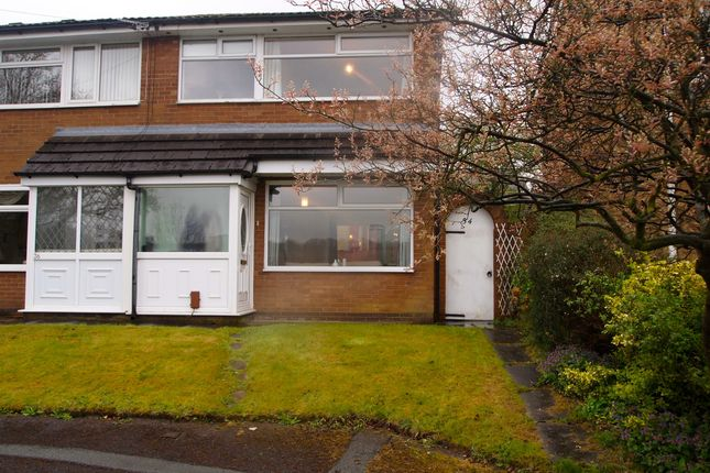 Thumbnail Property to rent in Westbank Road, Lostock, Bolton