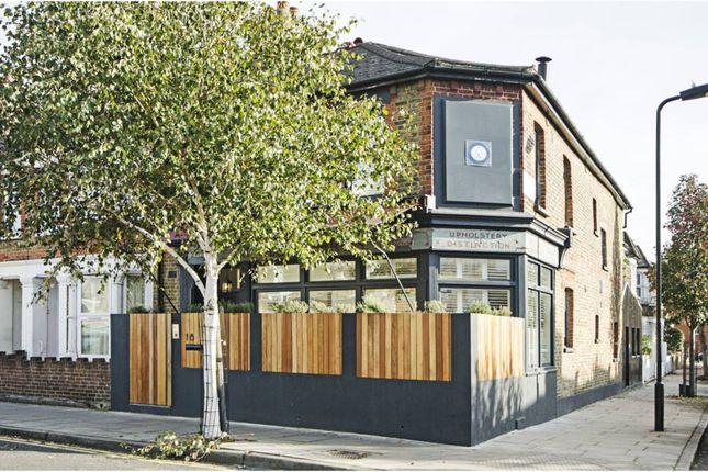 Thumbnail End terrace house for sale in Millfields Road, London