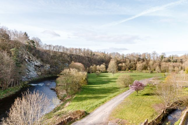 Thumbnail Flat for sale in The Mill Building/Edington Mill, Chirnside, Duns