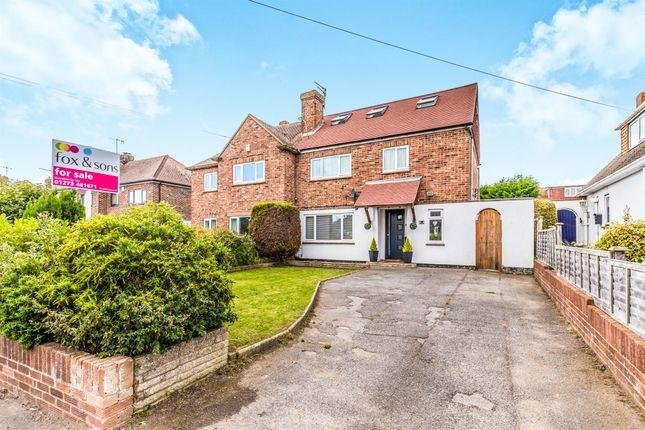 Thumbnail Semi-detached house for sale in Kingston Lane, Shoreham-By-Sea
