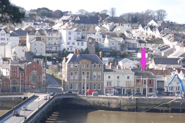 Thumbnail Property to rent in The Quay, Bideford