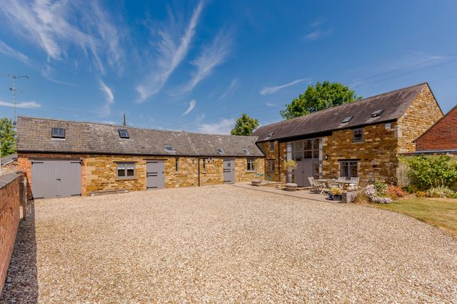 Thumbnail Barn conversion for sale in Barnsdale, Great Easton, Market Harborough, Leicestershire
