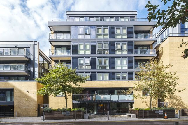 2 bed flat for sale in Drew House, 21 Wharf Street, London SE8