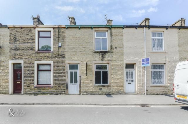 Thumbnail Terraced house to rent in May Street, Barrowford, Nelson, Lancashire