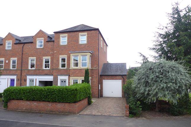 Thumbnail End terrace house for sale in Darnborough Gate, Ripon