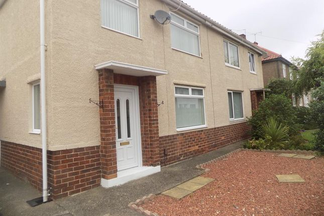 Thumbnail Semi-detached house to rent in Keats Road, Middlesbrough