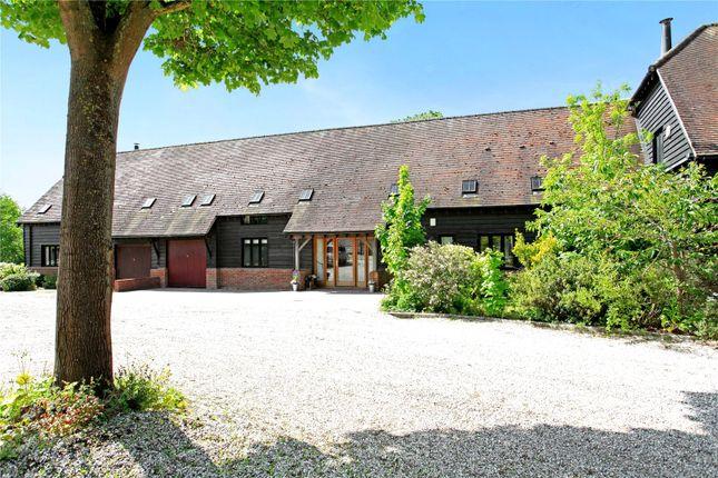 Thumbnail Terraced house for sale in Grange Farm, Long Lane, Newbury, Berkshire