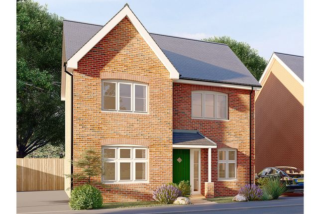 """4 bed detached house for sale in """"The Juniper"""" at Box Road, Cam, Dursley GL11"""