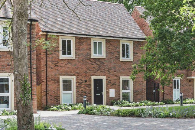 Exterior of De Burgh Gardens, Tadworth, Surrey KT20