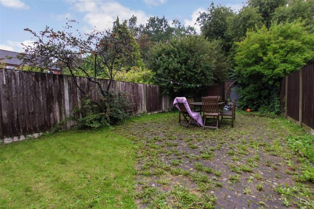 Garden of Chesterfield Road, Scunthorpe DN15