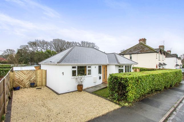 Thumbnail Detached bungalow for sale in Pine View Road, Verwood