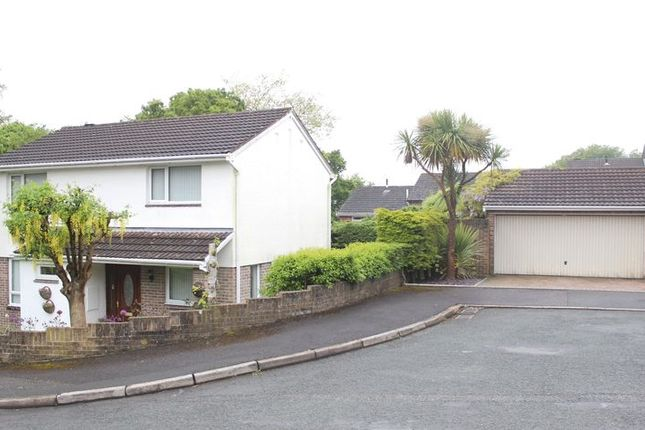 Thumbnail Detached house for sale in Collaford Close, Yealmpstone Farm, Plympton, Plymouth