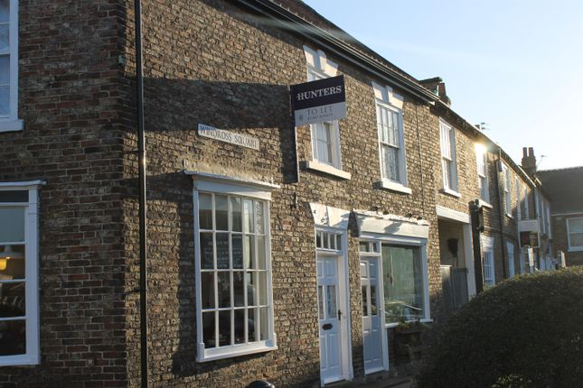 Thumbnail Flat to rent in Market Place, Easingwold, York