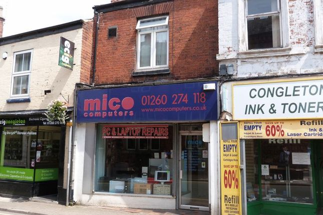 Thumbnail Property for sale in Mill Street, Congleton
