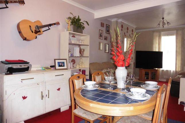 Thumbnail Terraced house for sale in East Cliff, Folkestone, Kent