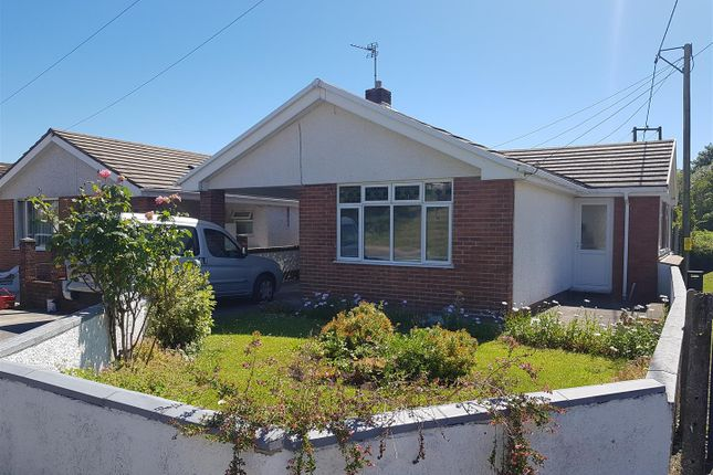 Thumbnail Detached bungalow to rent in Pantyffynnon Road, Ammanford