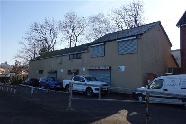Thumbnail Commercial property for sale in Substantial 2 Storey Industrial Property BL6, Horwich, Bolton