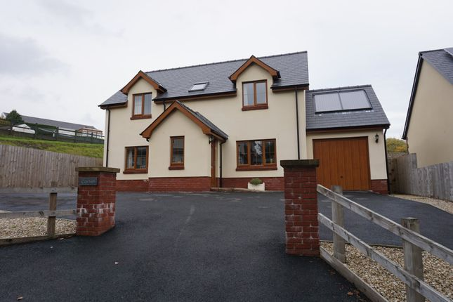 Detached house for sale in Caerbryn Road, Penygroes, Llanelli