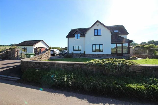 Thumbnail Detached house to rent in Welsh Newton, Welsh Newton, Herefordshire