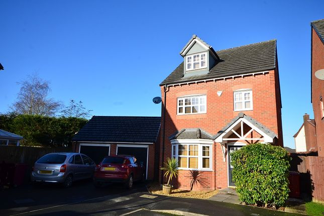 Thumbnail Detached house for sale in Appleton Lane, Westhoughton