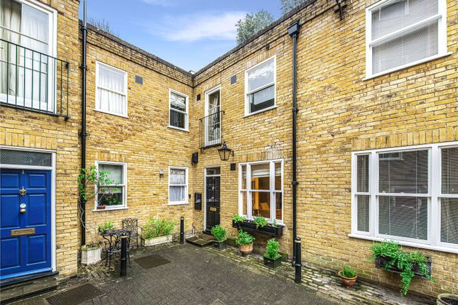 Thumbnail Mews house for sale in West Mews, Pimlico, London