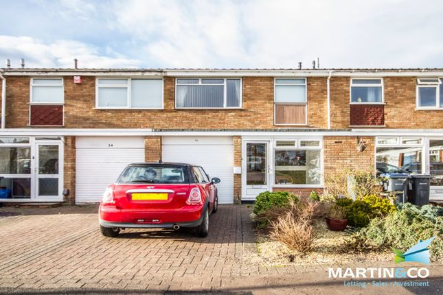 Thumbnail Terraced house for sale in Crookham Close, Harborne