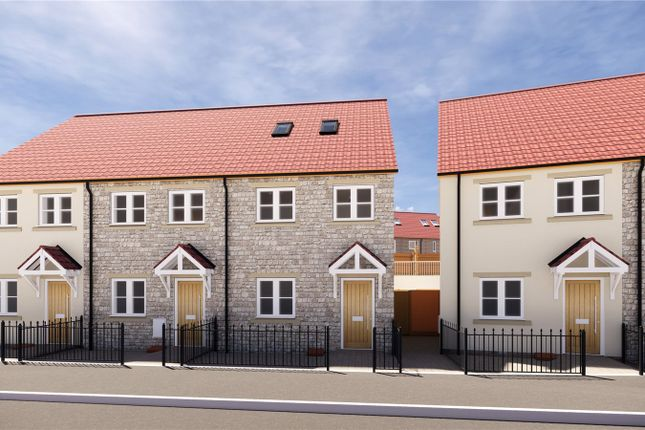 Thumbnail Terraced house for sale in The Old Coach Station, 10-12 High Street, Winford, Bristol