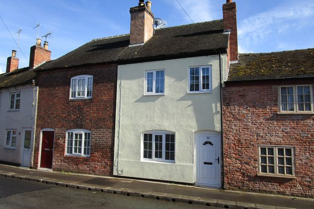 Thumbnail Terraced house for sale in Main Street, Breedon-On-The-Hill, Derby
