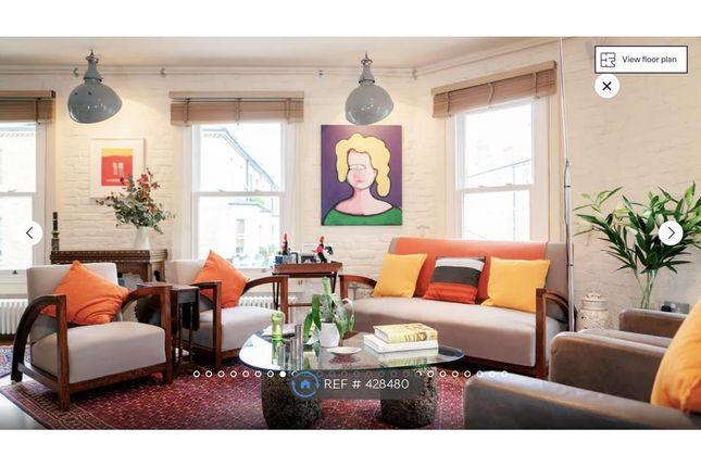 Thumbnail End terrace house to rent in Vauxhall Grove, London