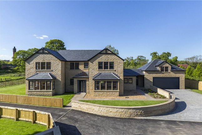Thumbnail Detached house for sale in Church Lane, Pool-In-Wharfedale, West Yorkshire