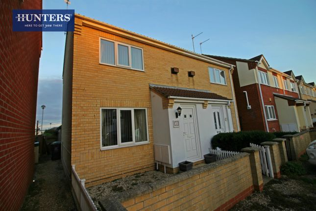 Semi-detached house for sale in Wright Close, Caister-On-Sea, Great Yarmouth