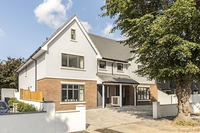 Thumbnail Semi-detached house to rent in Cole Park Road, Twickenham
