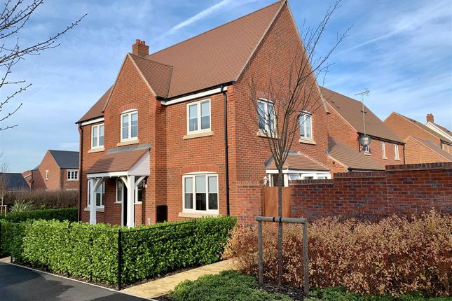 Thumbnail Detached house for sale in Harrier Way, Hardwicke, Gloucester