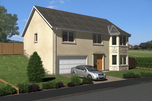 Thumbnail Detached house for sale in The Thomson, East Broomlands, Kelso