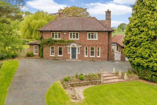 Thumbnail Detached house for sale in Canon Frome, Ledbury