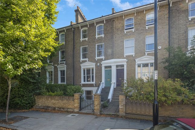 Thumbnail Terraced house for sale in Manor Avenue, Brockley