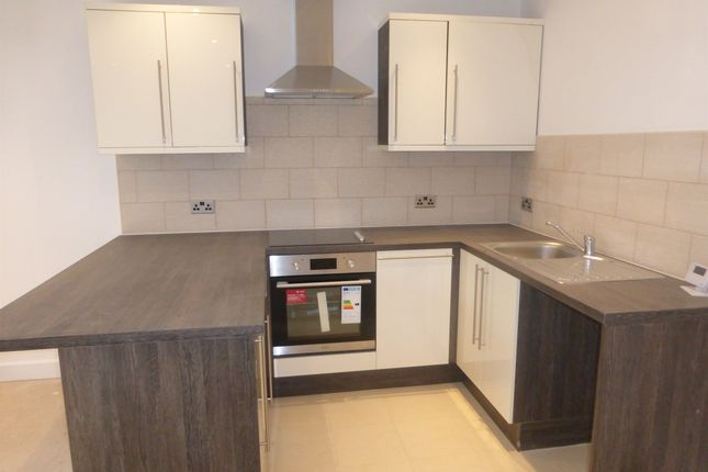 2 bed flat for sale in Church Street, Swinton, Mexborough