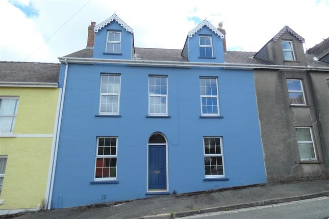 Thumbnail Town house to rent in Cumby Terrace, Pembroke Dock