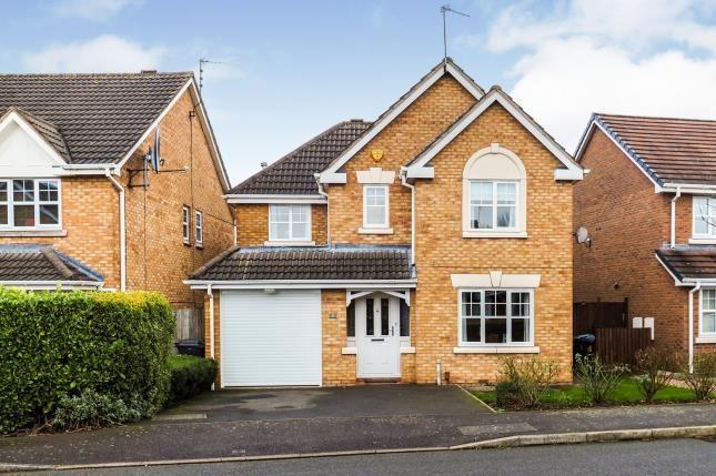 Detached house for sale in Whinlatter Drive, West Bridgford, Nottingham, Nottinghamshire