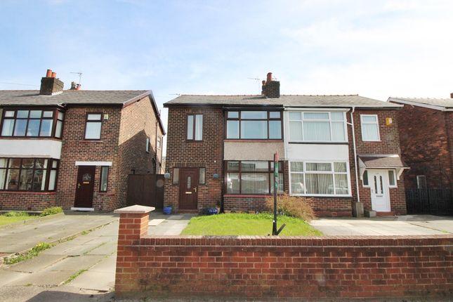 Thumbnail Semi-detached house to rent in Poolstock Lane, Poolstock