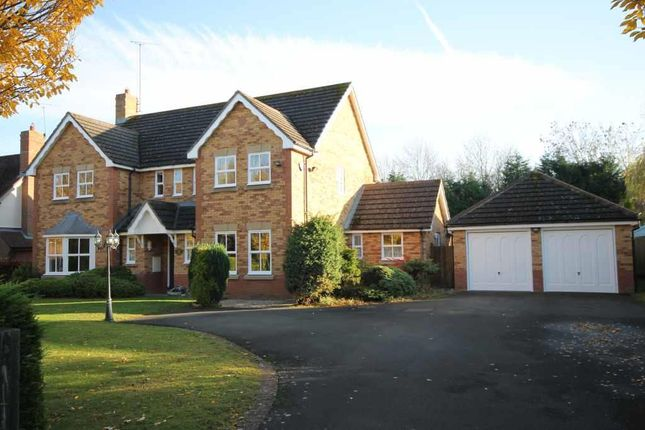 Thumbnail Detached house for sale in Oaklands, Ponteland, Newcastle Upon Tyne