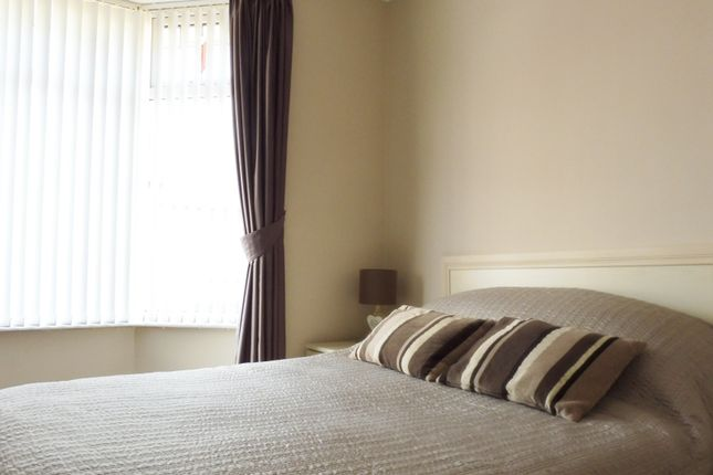 Master Bedroom of Belgrave Road, Barnsley S71